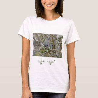T-shirt Chemise de colibris d'avril