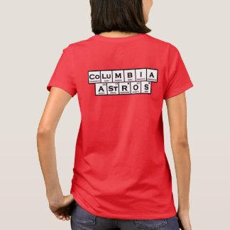T-shirt Chemise de Colombie Astros d'atome de CES