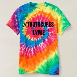 T-shirt Chemise de colorant de cravate de TCL