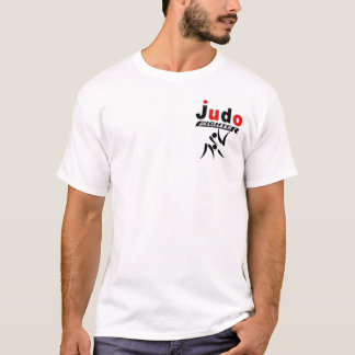 T-shirt Chemise de combattant de JUDO