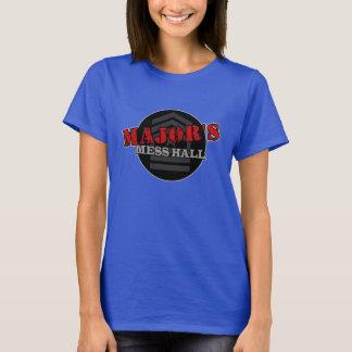 T-shirt Chemise de commandants réfectoire
