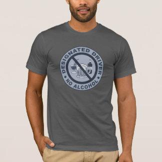 T-shirt Chemise de conducteur indiqué - choisissez le