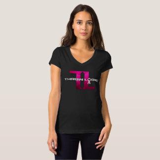 T-shirt Chemise de conscience de cancer du sein de TL
