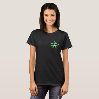 T-shirt Chemise de conscience de la maladie de Lyme