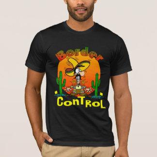 T-shirt Chemise de contrôle aux frontières