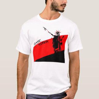 T-shirt Chemise de couverture d'album
