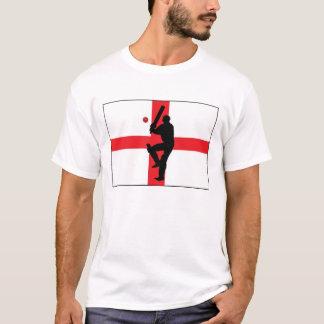 T-shirt Chemise de cricket de l'Angleterre