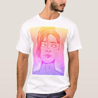 T-shirt Chemise de croquis