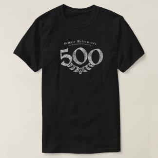 T-shirt Chemise de cru de réforme de 500 Semper Reformanda