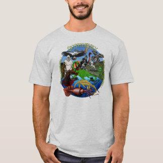 T-shirt Chemise de Cryptozoology