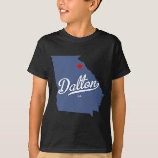 T-shirt Chemise de Dalton la Géorgie GA