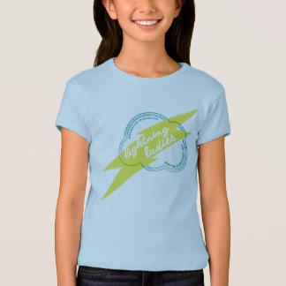 T-shirt Chemise de dames Runyon de foudre