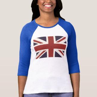 T-shirt Chemise de dames Union Jack