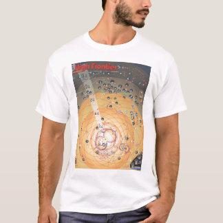 T-shirt Chemise de Delta-v de frontière élevée