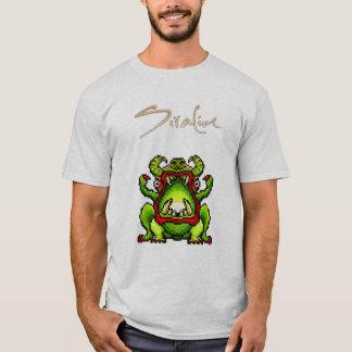 T-shirt Chemise de démon de Siralim - de Berserker