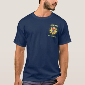 T-shirt Chemise de devoir des sapeurs-pompiers de Londres