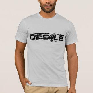 T-shirt Chemise de diesel de Durty