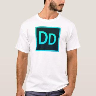 T-shirt chemise de DigiDuncan d'Adobe-style