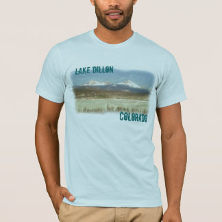 T-shirt Chemise de Dillon le Colorado de lac