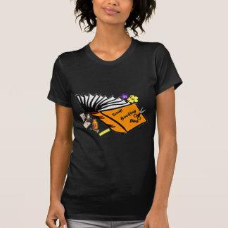 T-shirt Chemise de DIVA de SCRAPBOOKING