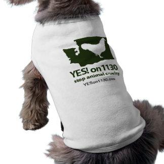 T-shirt Chemise de Dogger !