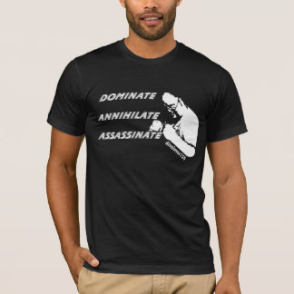 T-shirt Chemise de domination