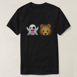 T-shirt Chemise de 🐻 d'ours de 👻 de fantôme