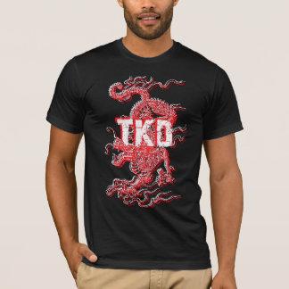 T-shirt Chemise de dragon du Taekwondo