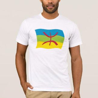 T-shirt Chemise de drapeau de personnes de Berber