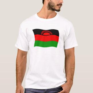 T-shirt Chemise de drapeau du Malawi