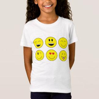 "T-Shirt Chemise de ""Emojis"""