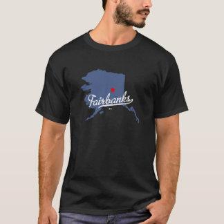 T-shirt Chemise de Fairbanks Alaska AK