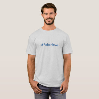 T-shirt Chemise de FakeNews