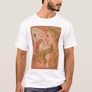 T-shirt Chemise de fée de rat d'or