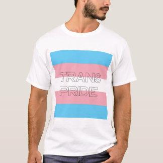 T-shirt Chemise de fierté de transport