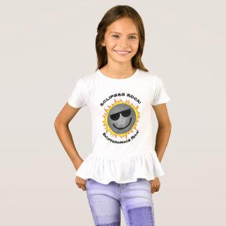 T-shirt Chemise de filles d'Ecliptomaniac