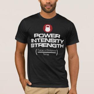 T-shirt Chemise de formule de puissance