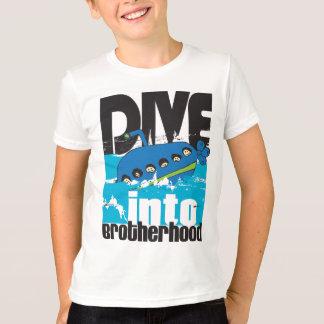 T-shirt Chemise de frère pour des garçons