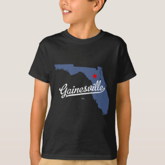 T-shirt Chemise de Gainesville la Floride FL