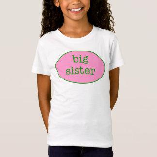 T-Shirt Chemise de grande soeur