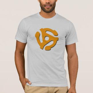 T-shirt chemise de graphique de 45 axes