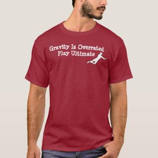 T-shirt Chemise de gravité