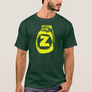T-shirt Chemise de grenade de pomme de terre