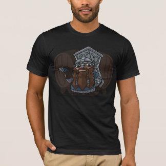 T-shirt Chemise de guerrier de Dwarven