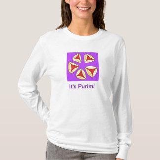 T-shirt Chemise de Hamentashen