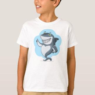 T-shirt Chemise de Hanes Tagless de requins