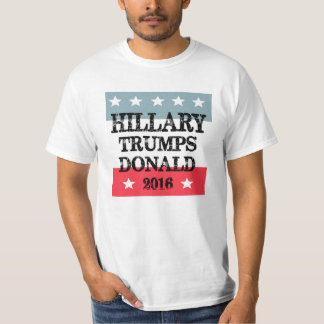 T-shirt Chemise de Hillary Clinton