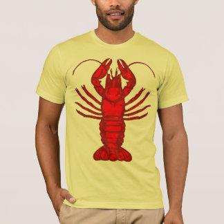 T-shirt Chemise de homard