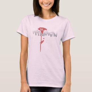 T-shirt chemise de Hottie des tinman