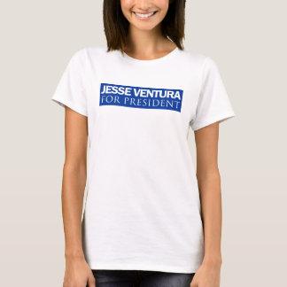 T-shirt Chemise de Jesse Ventura (courroie de spaghetti
